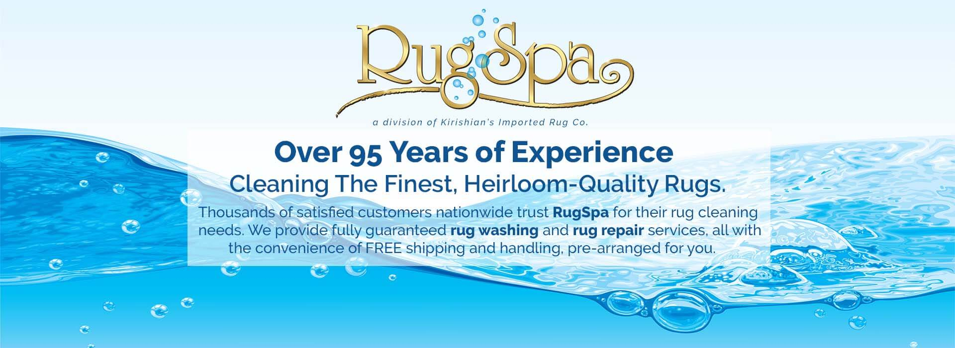 Over 95 Years of Experience